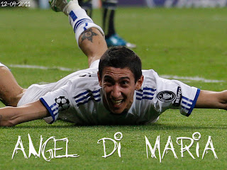 Angel Di Maria Wallpaper 2011 6