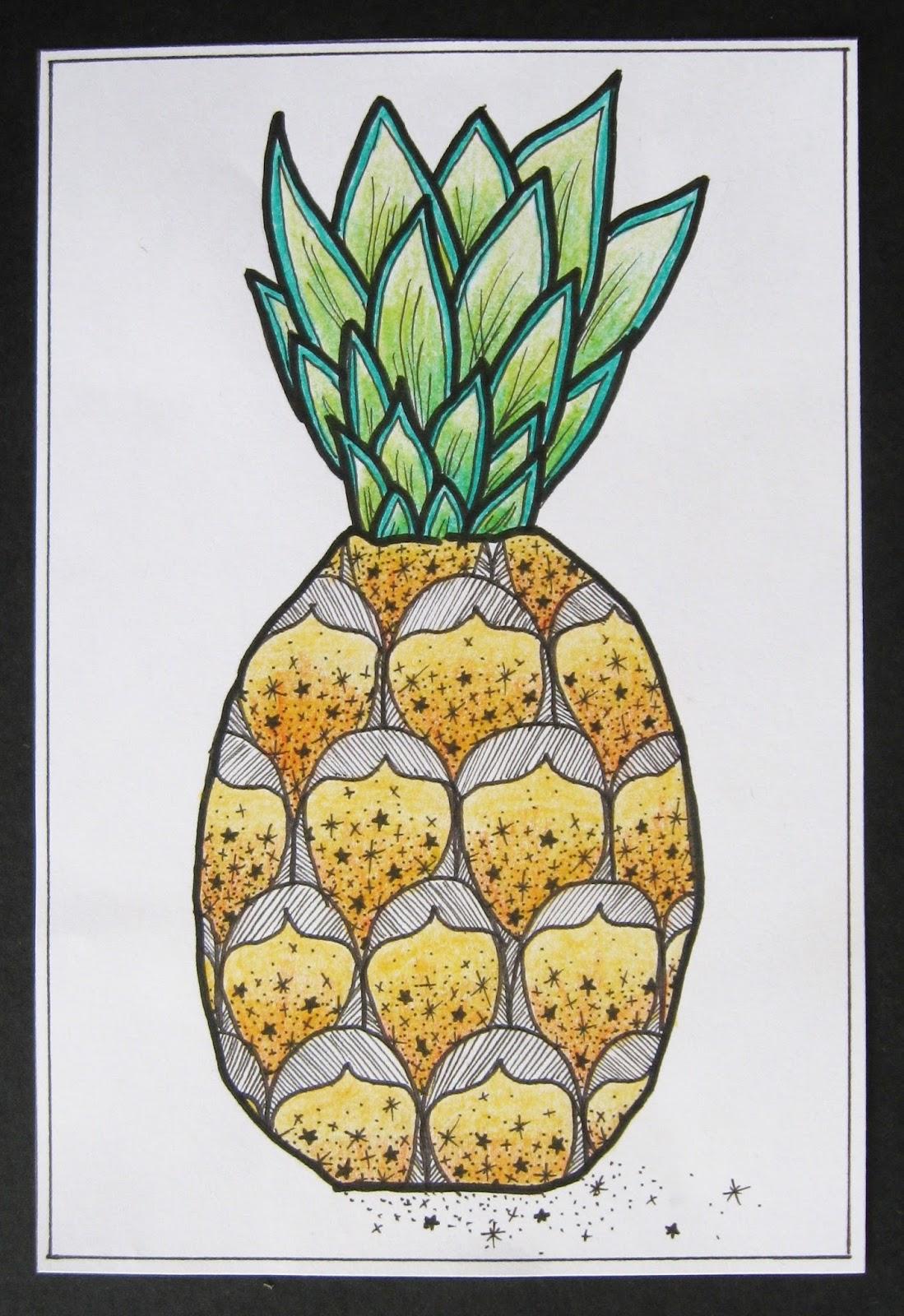 ananas pineapple bijoux lois