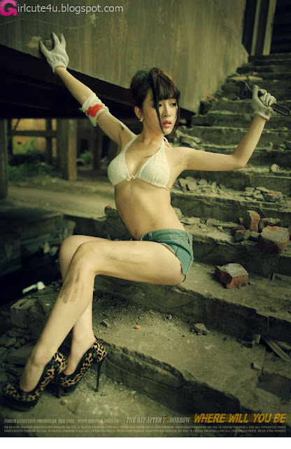 4 Guo Yunmeng - Ruins-very cute asian girl-girlcute4u.blogspot.com