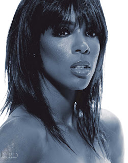 0055 >Kelly Rowland Topless par Derek Blanks