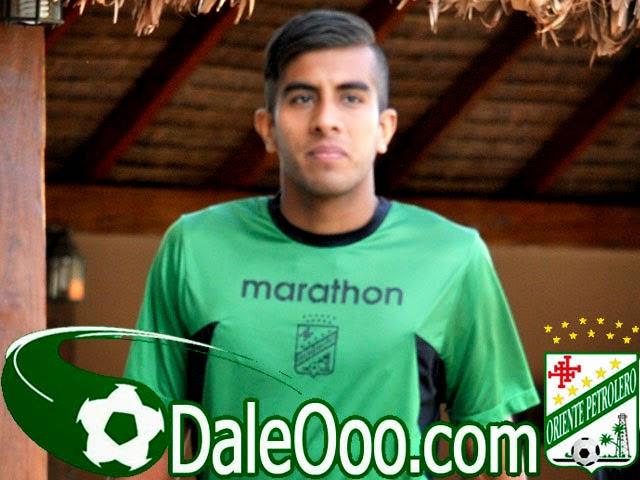 Oriente Petrolero - Carlos Añez - DaleOoo.com sitio del Club Oriente Petrolero