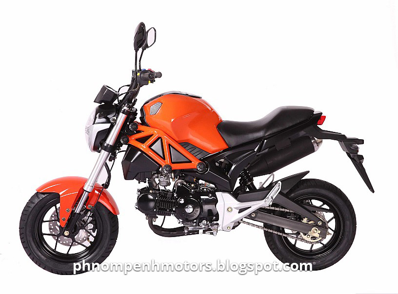 Ray Price Honda >> Ducati mini monster 125cc 2016 - Price $1220 updated - Phnom Penh Motors
