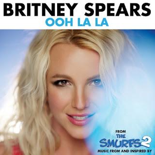 Lanzamiento_video_canción _Ooh_La_La_Britney Spears_LOS_PITUFOS_dos