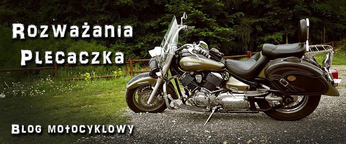 Rozważania Plecaczka - blog motocyklowy