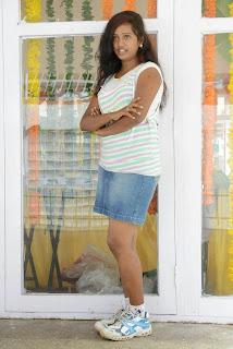 Nakshatra Pictures in Denim Jeans at (KKMK) Katrina Kareena Madhyalo Kamal Haasan Movie Launch ~ Celebs Next