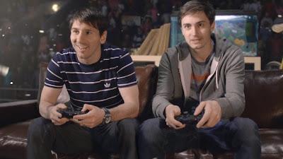Messi protagoniza el ¡llamativo! comercial del FIFA 13