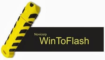 Novicorp WinToFlash 0.7.0037 beta