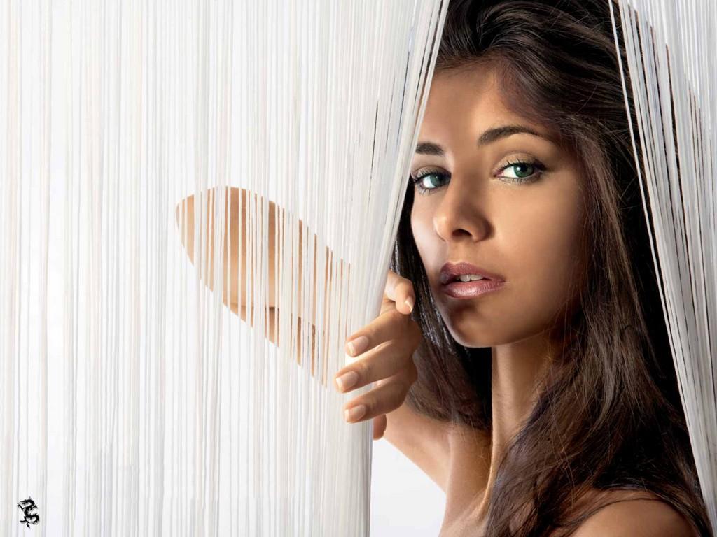 image Beautiful italian girl first hard experience