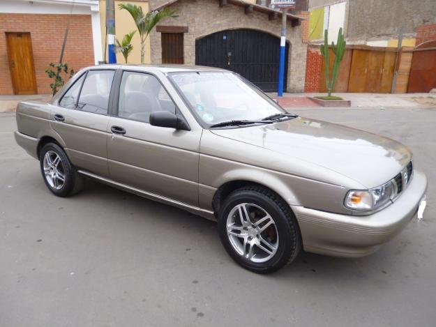 Autos Usados: Vendo Nissan Sentra 1993 - Lima, Perú