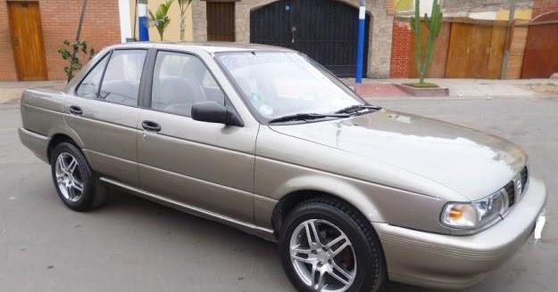 Autos Usadoz Vendo Nissan Sentra 1993 Lima Per
