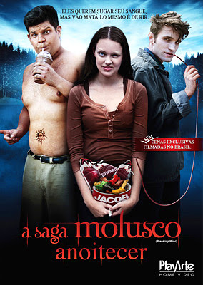 Filme Poster A Saga Molusco - Anoitecer DVDRip XviD Dual Audio & RMVB Dublado