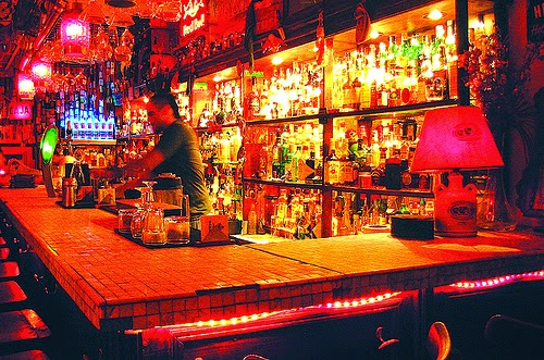 Bar Mundo Bizarro Buenos Aires