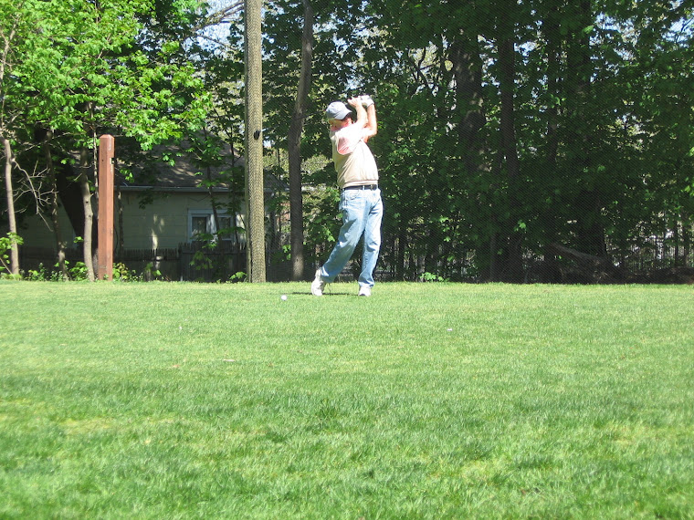 D-MAC Finds the Fairway Again at Dunwoodie's Road Hole - The 13th