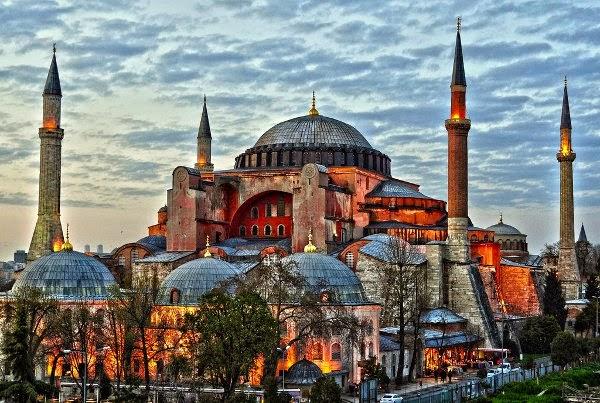 Hagia Sophia - Istanbul /TURKEY