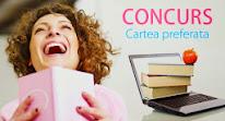 Concurs Cartea preferata