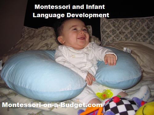 Montessori and Infant Language Development