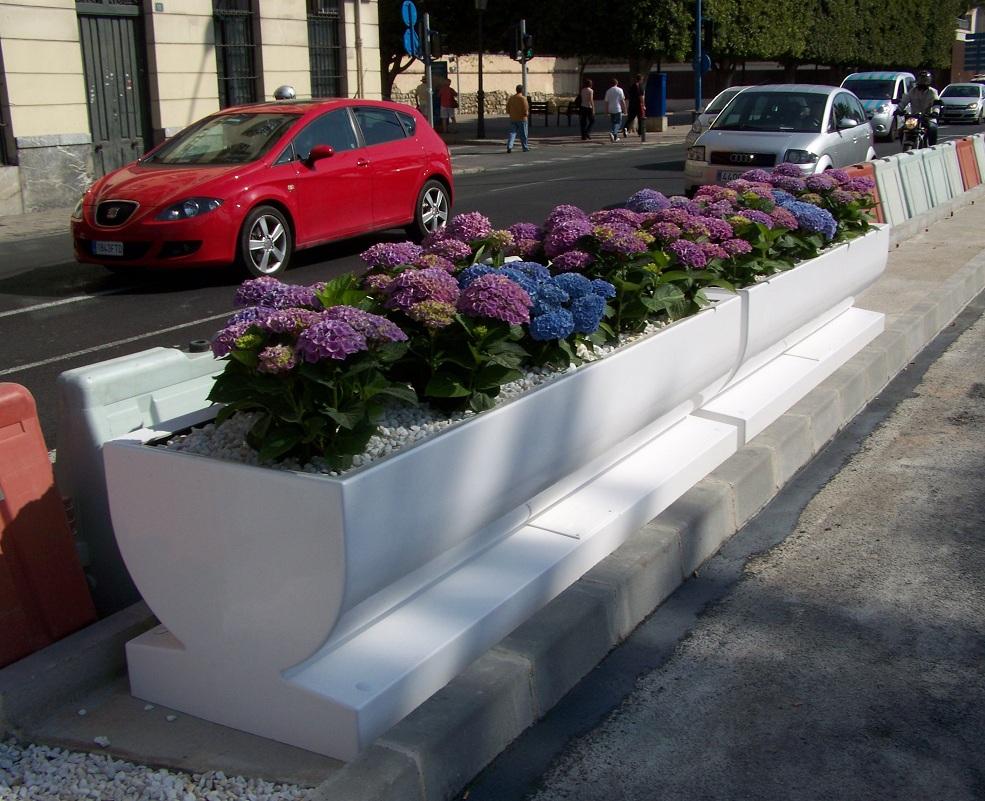 Alacant de profit junio 2011 - Jardineras de cemento ...