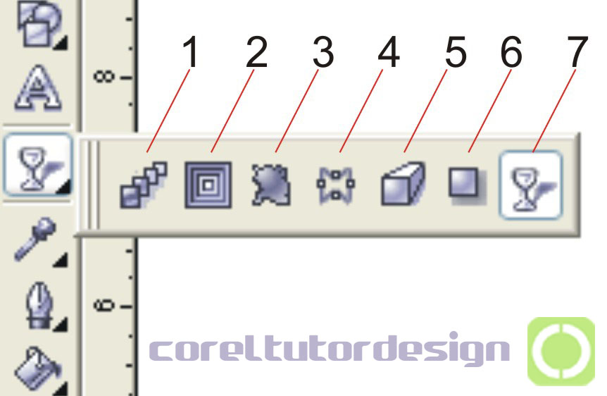 corel draw tools tutorial pdf