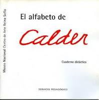 EL ALFABETO DE CALDER