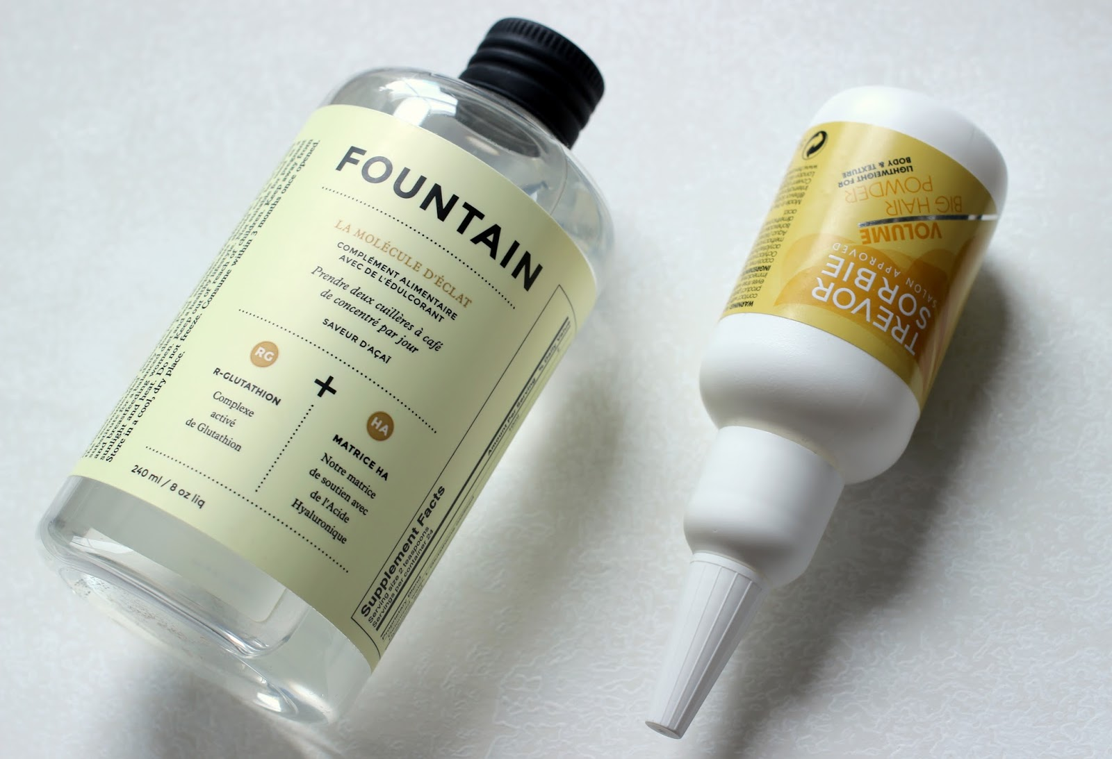 Fountain The Glow Molecule Review