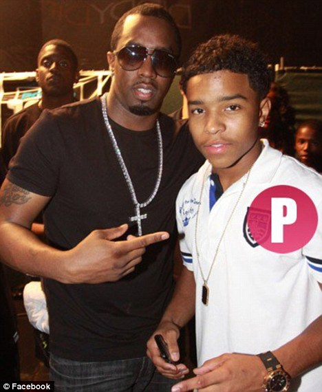 welcome to martha igene blog: P Diddy's son lands $54,000 college ... P Diddy Oldest Son
