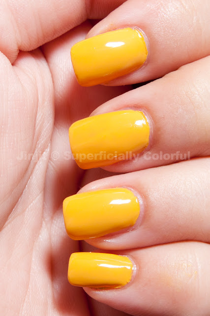 Jaune Trendy by Bourjois
