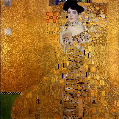 """Portrait of Adelle Bloch-Bauer I"" by Gustav Klimt (155.8 Million)"