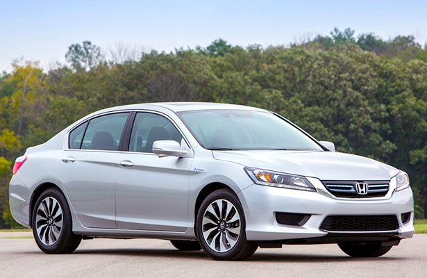 Honda Accord LX review
