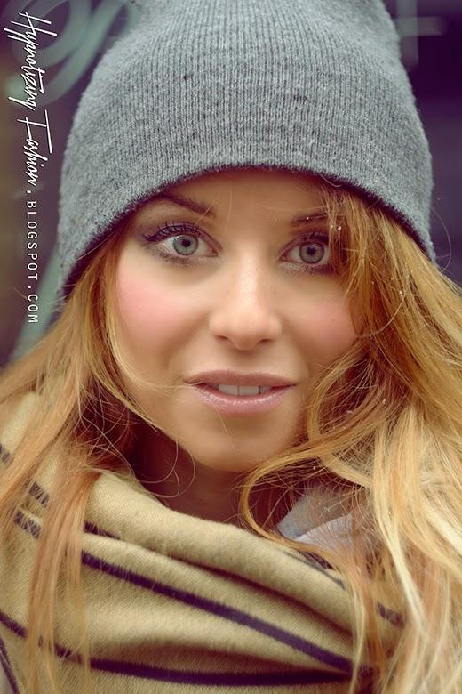czapka na zimę blog