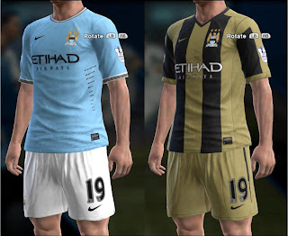 Fantasy Kits Manchester City