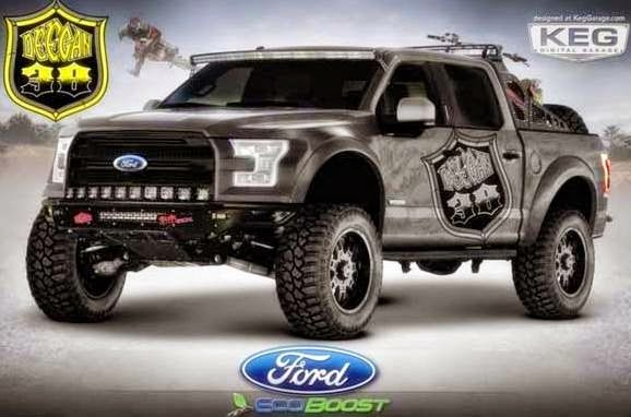 2015 Ford F 150 Truck By Brian Deegan