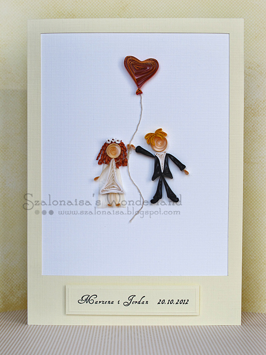 Quilled Handmade Cards
