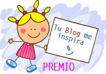 ¡¡MI PRIMER PREMIO!!