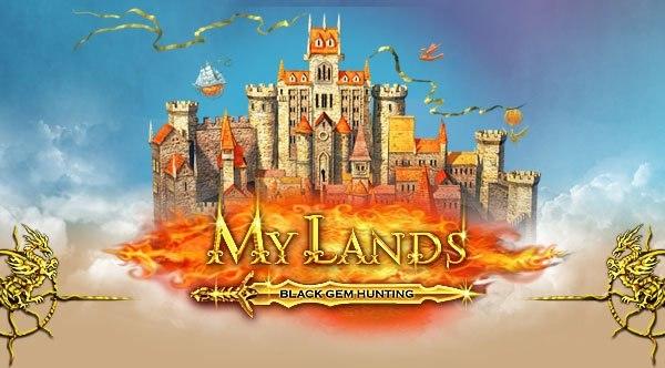 My lands онлайн игра с выводом денег