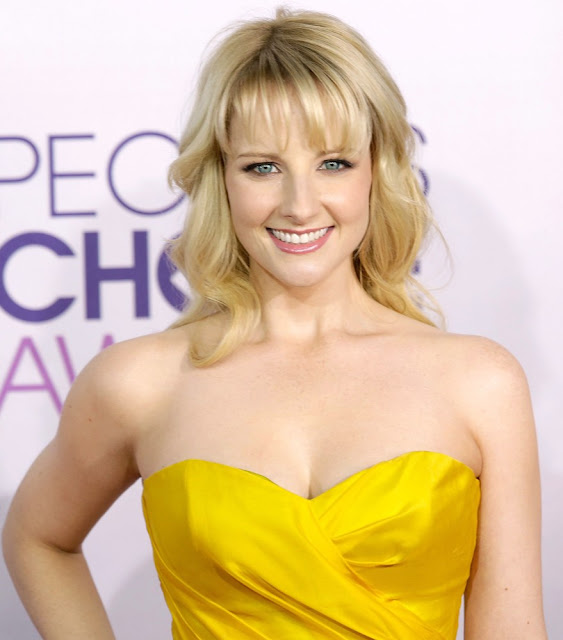 American Actress Melissa Rauch