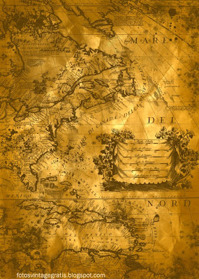 mapa antiguo fondo grunge