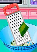 Кабачковый хлеб - Онлайн игра для девочек