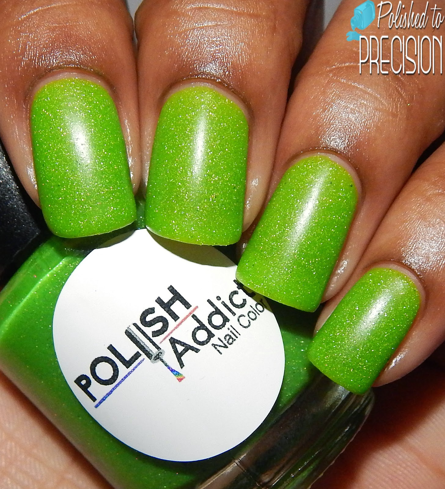 Polish Addict Lime Light