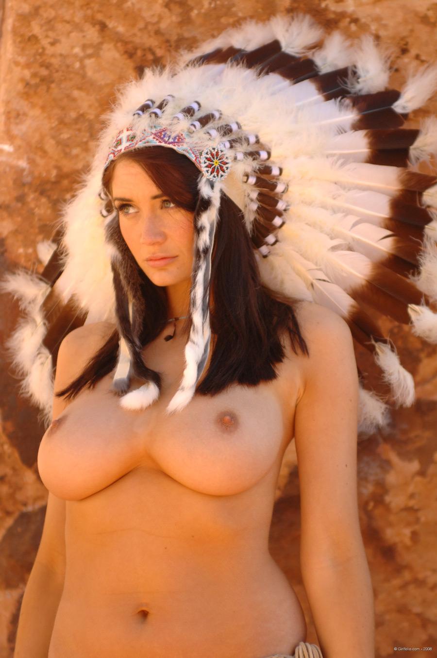 Фото голые девушки индейцы 6 фотография
