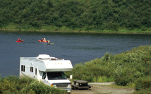 Top RV Parks with Waterfront Camping