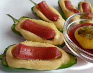 corn dog stuffed jalapenos