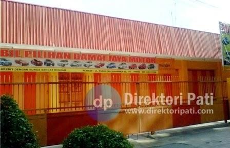 Bursa Mobil Damai Jaya Motor Pati