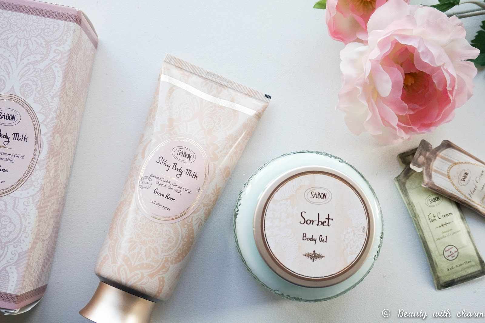Sabon Luxury Body Care