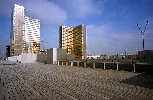 Ilblogdellaconnie solo parigi for Quartiere moderno parigi