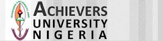 Vacancies at Achievers Universtiy