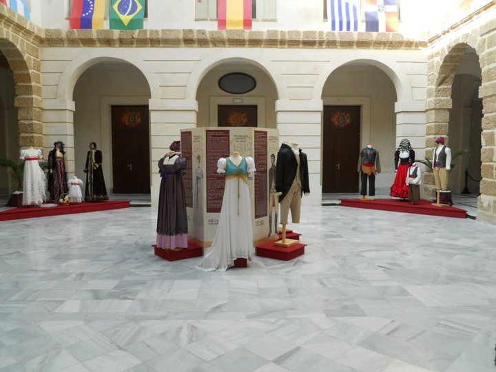 La Moda en el Cádiz de 1812
