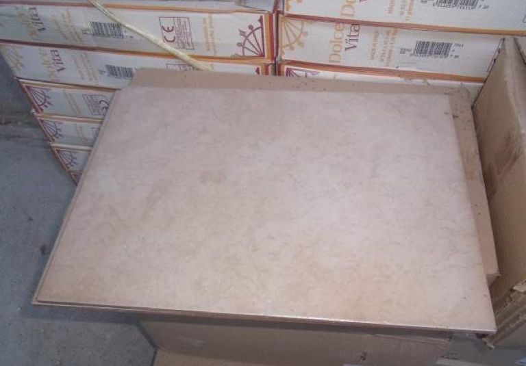 Italian Ceramic Floor Tiles / Carrelage