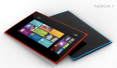 Nokia's 10 inches Windows RT Tablet : Rumours, Full Tablet Report, Specification and Expected Price.. !!