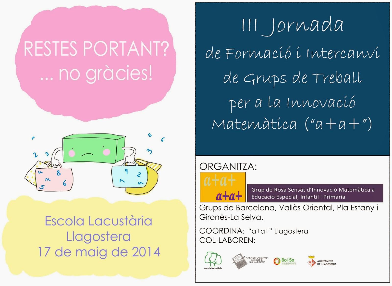http://amesamesrosasensat.blogspot.com.es/p/jornada-llagostera.html