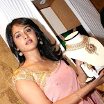 Anushka Shetty at MBS Jewellery Launch Pictures